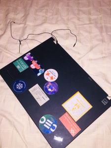 ThinkPad displej gornji oklop
