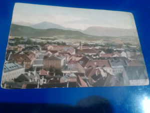 Razglednica klagenfurt 1917 godina