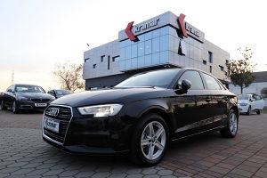 Audi A3 Limuzina 1.6 TDI Sportpaket EXCLUSIVE PLUS 2017