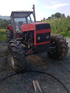 Traktor Zetor duplak