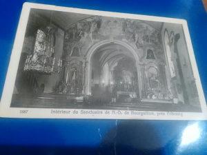 Razglednica 1924 godina Fribourg Helvetia
