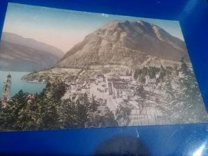 Razglednica Lugano
