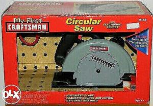 Ručni cirkular igračka