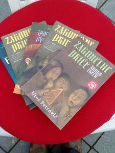 Knjiga.Zagonetne price.Uros Petrovic