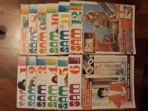 Sam svoj majstor, magazini 1-12/ 87
