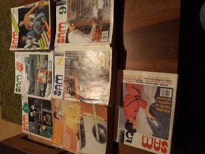 Sam svoj majstor, magazini 53 komada, od 1980 do 1991.