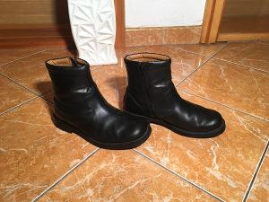 Muške kratke cizme-Prava koza br 41
