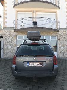 Auto kofer
