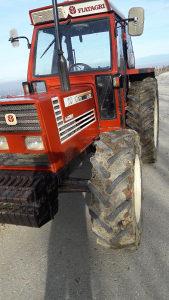 Traktor fiat agri 70 90