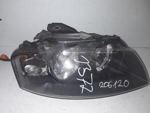 DESNI FAR 8P0941004K AUDI A3 8P 2003 - 2008 206120