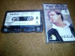 Audio kaseta Fazla
