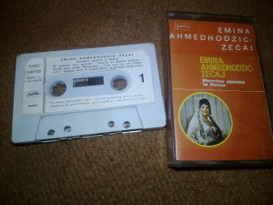 Audio kaseta Emina Zecaj