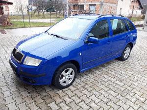 Škoda Fabia 1.9 TDI 164KM RATA