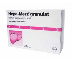 Hepa-Merz Granulat