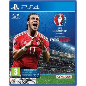 PES 2016: Euro 2016 France PS4