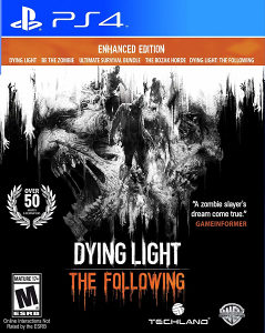 Dying Light: The Following Enchanced Edition PS4