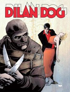 Biblioteka knjiga Dylan Dog 27 (Veseli četvrtak)