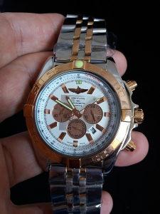 Breitling 1884 Chronometre Gold
