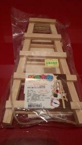 DIY Dekorativne drvene ljestve/merdevine Igracka, ukras