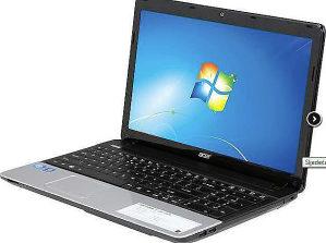 Laptop Acer Aspire DDR3