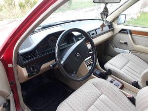 mercedes E124 250D