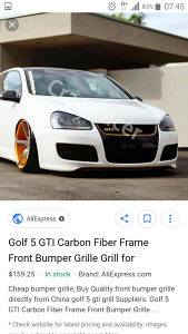 Hladnjak golf 5
