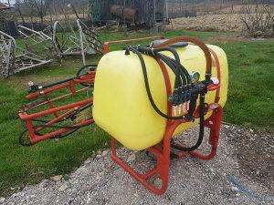 Prskalica traktorska agromehanika 350l novo