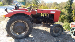 Traktor carraro