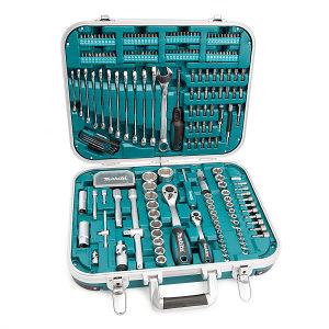 Makita 227-dijelni set ključeva i bitova P-90532