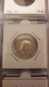 1 dinar 1897 srebro