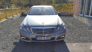 Mercedes e250 w212