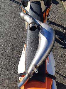 Auspuh KTM exc 250 300 tpi