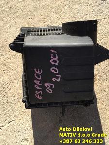 Kućište filtera zraka Renault Espace 2,0 dCi