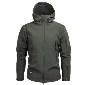 Takticka softshell jakna