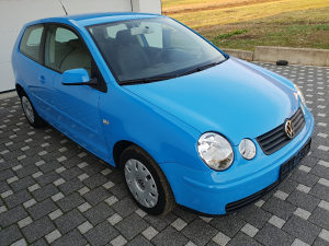 VW POLO 1.9TDI 2004god