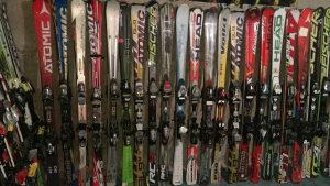 Skije 160cm