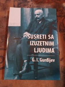 KNJIGA SUSRET SA IZUZETNIM LJUDIMA - G. L. Gurđijev -