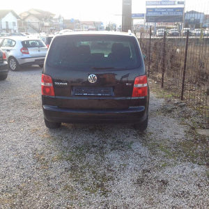 Volkswagen Touran 2.0 dizel 100kw