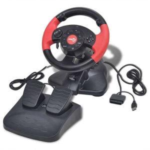 Volan  za PS2 I PC igrice novo