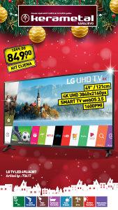 LG TV LED 49UJ6307