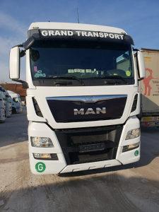 Man TGX 440 Euro 6
