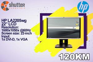 "Monitor HP LA2205wg - 22"" LCD"