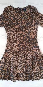 Tigrasta H&M haljina
