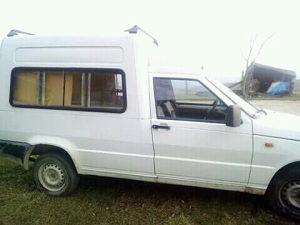 Kedi Fiat Fiorino benzin/plin