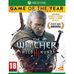 The Witcher 3 - GOTY - XBOX ONE