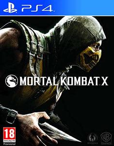 Mortal Kombat X - (PlayStation 4 - PS4)
