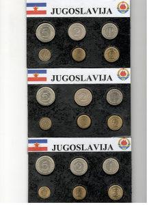 Kovanice Jugoslavija