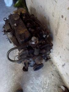 Motor tamicev 60 konja