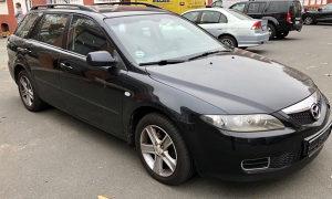 Mazda 6 2008 2.0D 89 kw DIJELOVI DJELOVI