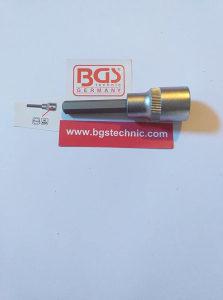"Nasadni inbus 8 mm, dužina 80 mm, prihvat 1/2"" BGS"